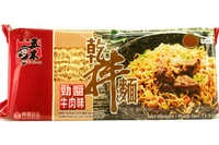 Dried Noodle With Beef Flavor Sauce - 12oz