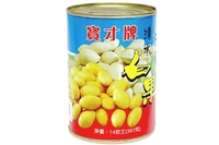 White Nut in Water (Ginkgo Nut) - 14oz