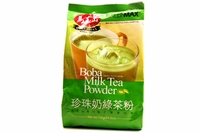 Boba Milk Tea Powder (Green Tea Flavor) - 24.5oz