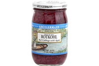 Rotkohl (Red Cabbage With Apple) - 16oz