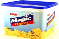 Magic Flakes (Premium Crackers) - 24.69oz
