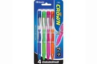 Crown 0.5mm Mechanical Pencil (3/Pack)
