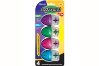 Computer Mouse Shaped Sharpener (4/Pack)