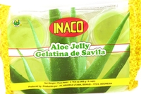 Aloe Jelly / 6 cups (Gelatina de Savila) - 14.4oz
