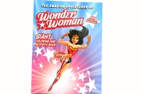 Giant Coloring & Activity Book (Wonder Woman - The Amazing Adventures)