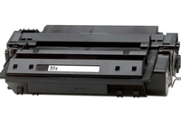HP Q7551X Compatible Remanufatured Black Laser Cartridge - (13000 Pages)