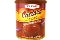 Custard Powder Mix (Chocolate Flavoured / No Added Sugar ) - 12.30oz