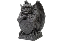 Gargoyle w/ Shield #8286