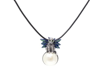 Bubble Fairy Cat Necklace