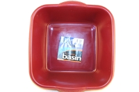 Plastic All Purpose Tub (Red)