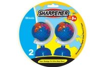 3 inch Globe Sharpener (2/Pack)