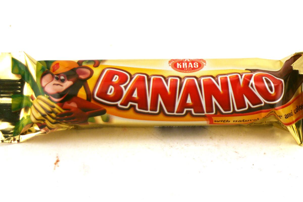 Banana Chocolate Filling