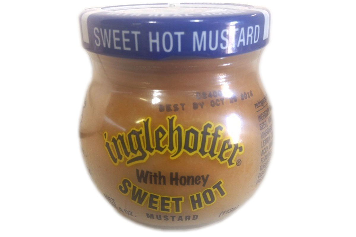 Sweet Hot Mustard with Honey - 4oz's Gallery