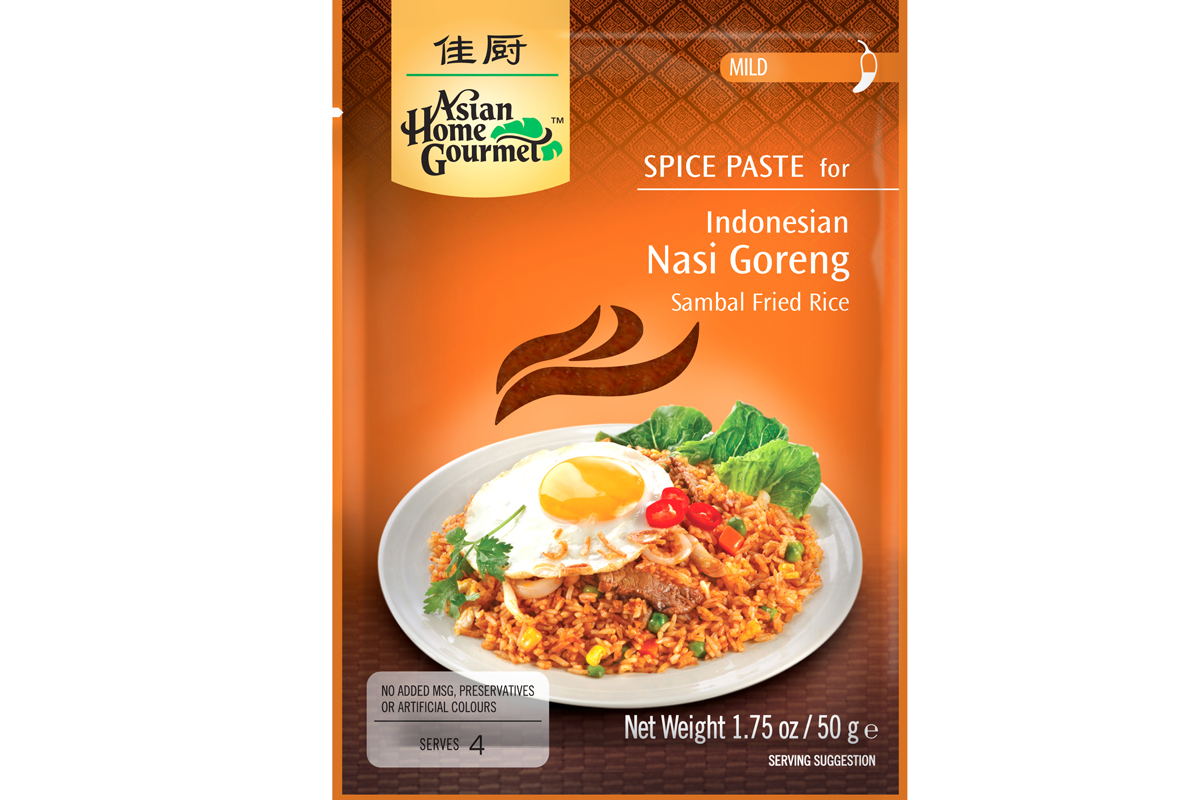 indonesian sambal stir fried rice nasi goreng   1 75oz s