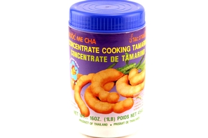 Tamarind Paste (Concentrate) - 16oz