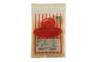 Krupuk Bawang (Garlic Crackers) - 8.8oz