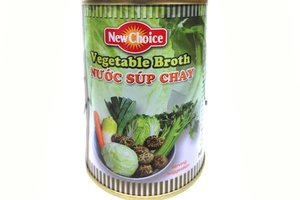Vegetable Broth (Nuoc Sup Chay) - 14oz