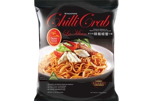 Singapore Chili Crab La Mian - 5.6oz