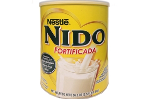 Nido Fortified Evaporated Whole Milk - 56.3oz