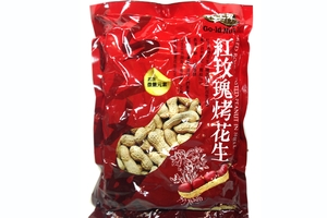 Red Rose Roasted Peanut in Shell - 8.82oz