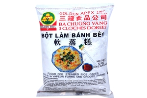 Flour For Steamed Rice Cake (Bot Lam Banh Beo) - 12oz