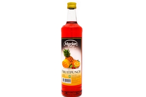 Fruit Punch Syrup (Sirup Rasa Fruitpunch) - 18.58fl oz