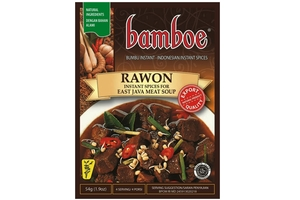 Bumbu Rawon (East Java Beef Soup) - 1.9oz