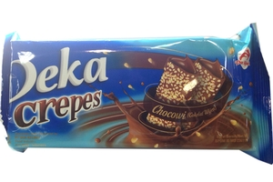 Deka Crepes (Chocowi) - 3.17oz