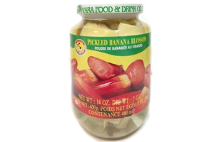 Pickled Banana Blossom - 14oz