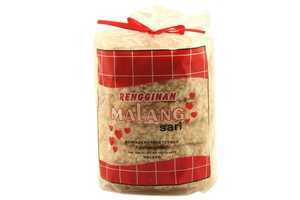 Rengginan Asin (Rice Crakers Salted) - 5.29oz