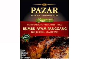 Bumbu Ayam Panggang (BBQ Chicken Seasoning) - 6.4oz