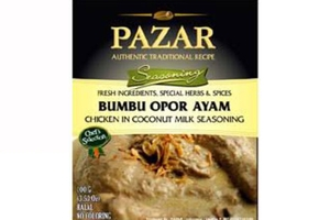Bumbu Opor Ayam (Chicken in Coconut Milk Seasoning) - 3.53oz