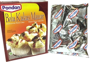 Cake Mix (Bolu Kukus Mawar / Bulk Packaging) - 14oz
