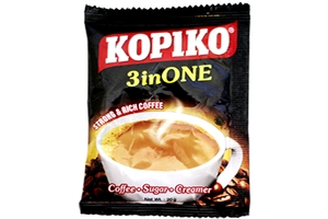 3 in 1 Strong & Rich Coffee (Coffee Sugar Creamer) - 0.7oz