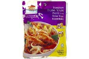 Tumisan Tom Yam (Paste for Tum Yam) - 7oz