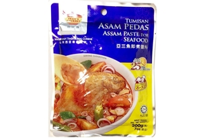 Tumisan Asam Pedas (Assam Paste for Seafood) - 7oz