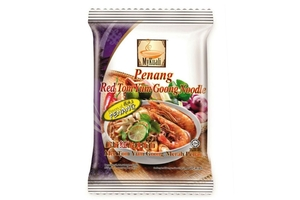 Penang Red Tom Yum Goong Noodle (Mee Tom Yum King Merah) - 3.7oz