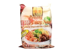 Penang White Curry Noodle (Mee Curry Putih Penang) - 3.7oz