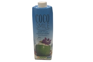 Coconut Water (100% Pure / Natural Rehydration) - 33.8 fl oz