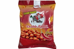 Coated Peanuts (Spicy) - 5.29oz