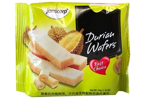 Durian Wafers - 1.76oz