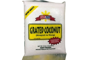 Grated Coconut - 16oz