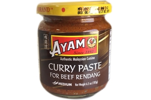 Curry Paste For Beef Rendang - 6.5oz