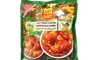 Meat Curry Powder (Serbuk Kari Daging)