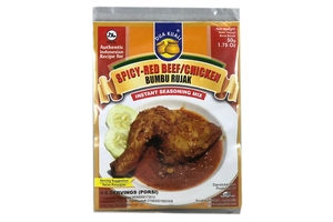 Bumbu Rujak (Spicy Red Beef/Chicken) - 2.12oz