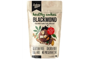 Healthy Cookies Blackmond Gluten Free - 6.35oz