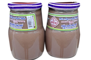 Shrimp Sauce in Brine - 14oz