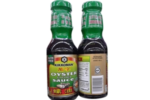 Oyster Flavored Sauce - 12.6oz