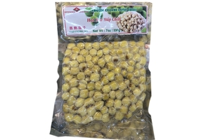 Frozen Cooked Lotus Seeds - 7oz