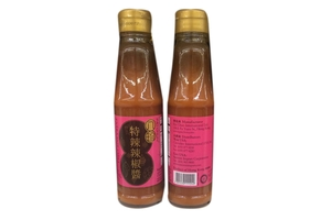 Extra Hot Chili Sauce - 6oz